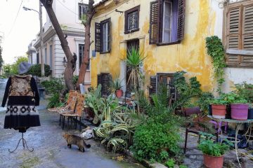 Stroll around Plaka Athens