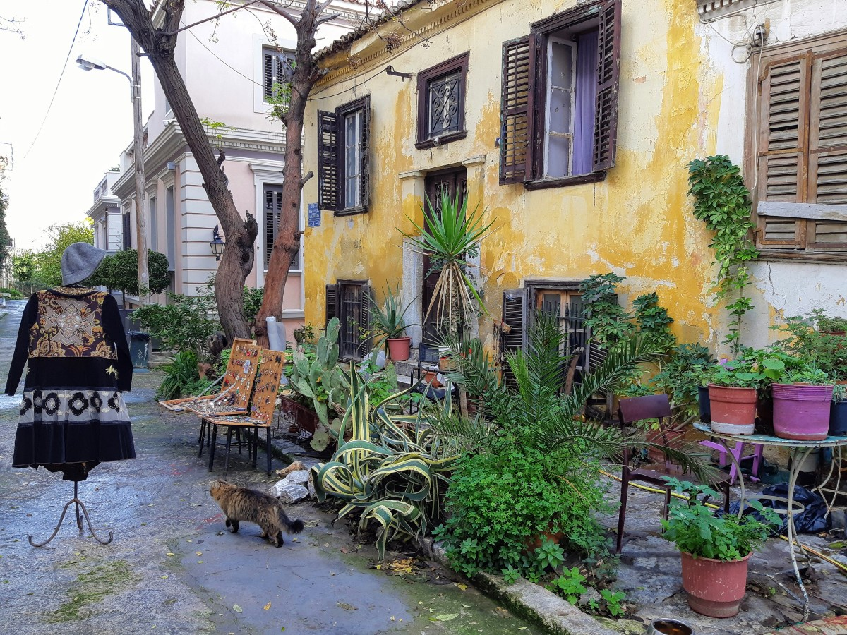 Museums in Plaka Athens: Historical Museums Near The Acropolis