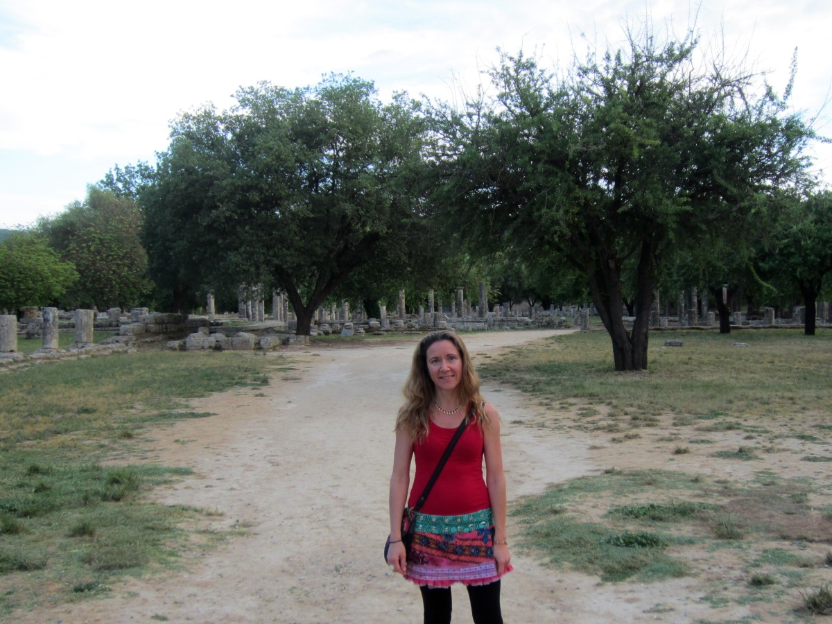 Ancient Olympia is amazing