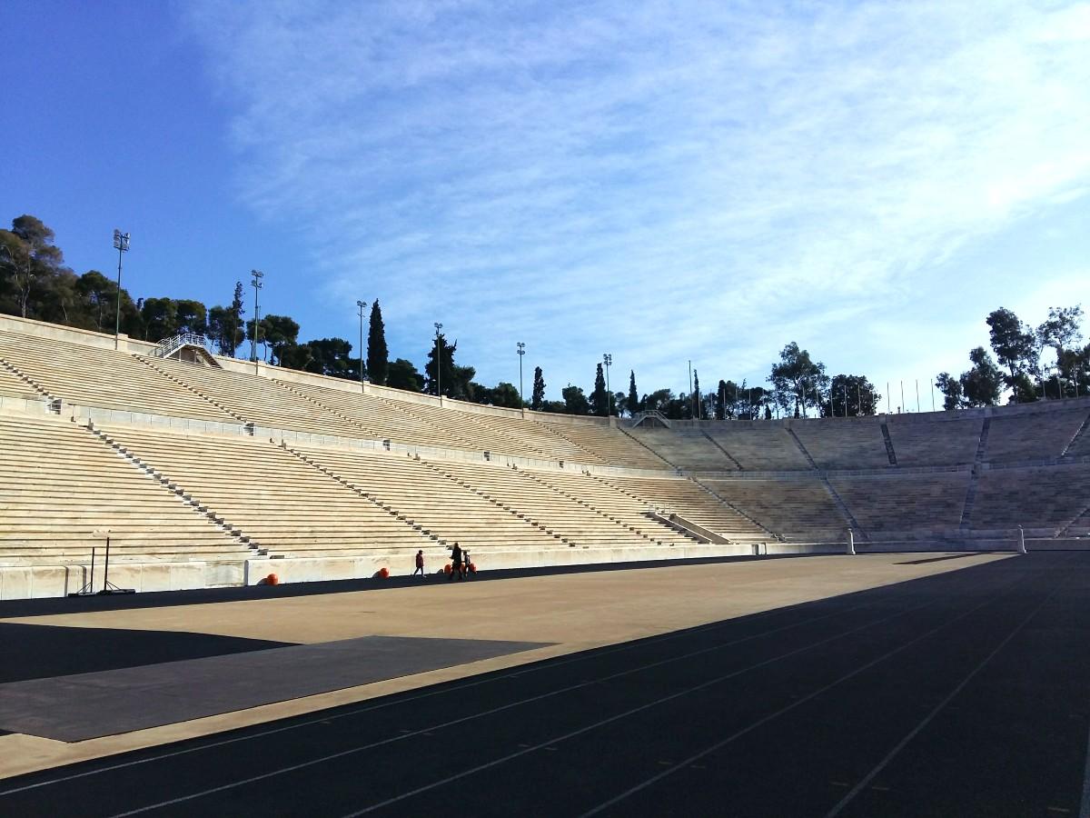 Visit the Panathenaic Stadium in three days in Athens