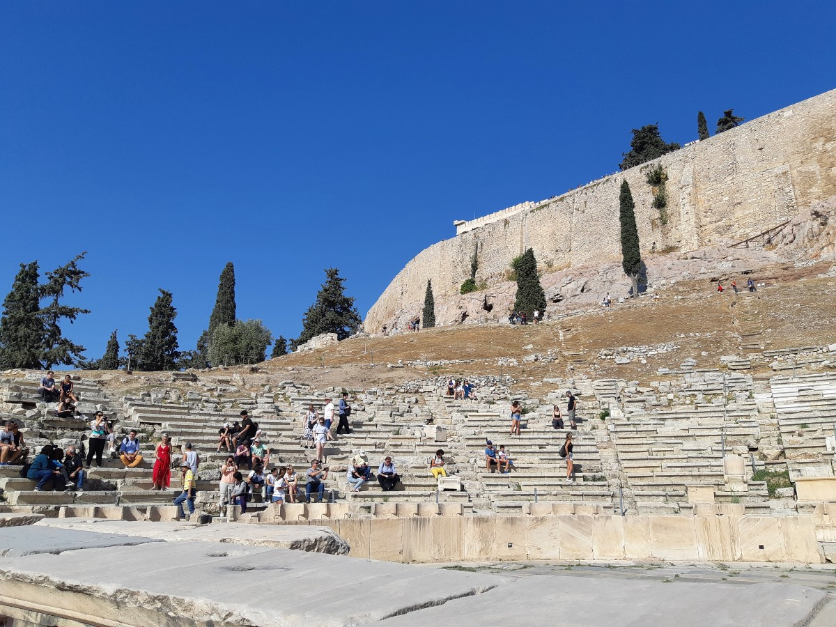 Theatre of Dionysus in Athens