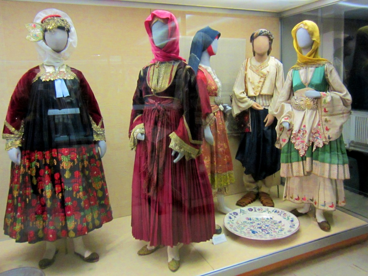 Museum of Greek Folk Art in Athens