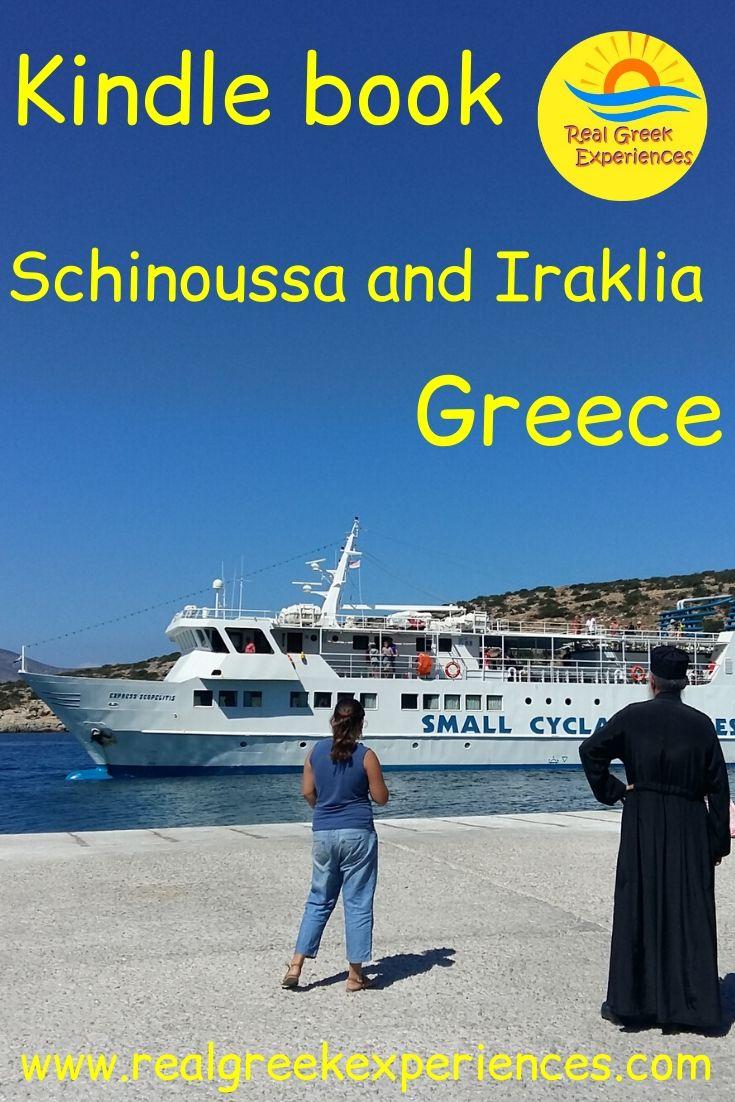 Greece travel guide to Schinoussa and Iraklia