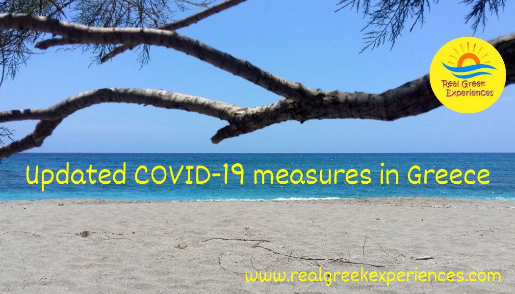 COVID measures Greece