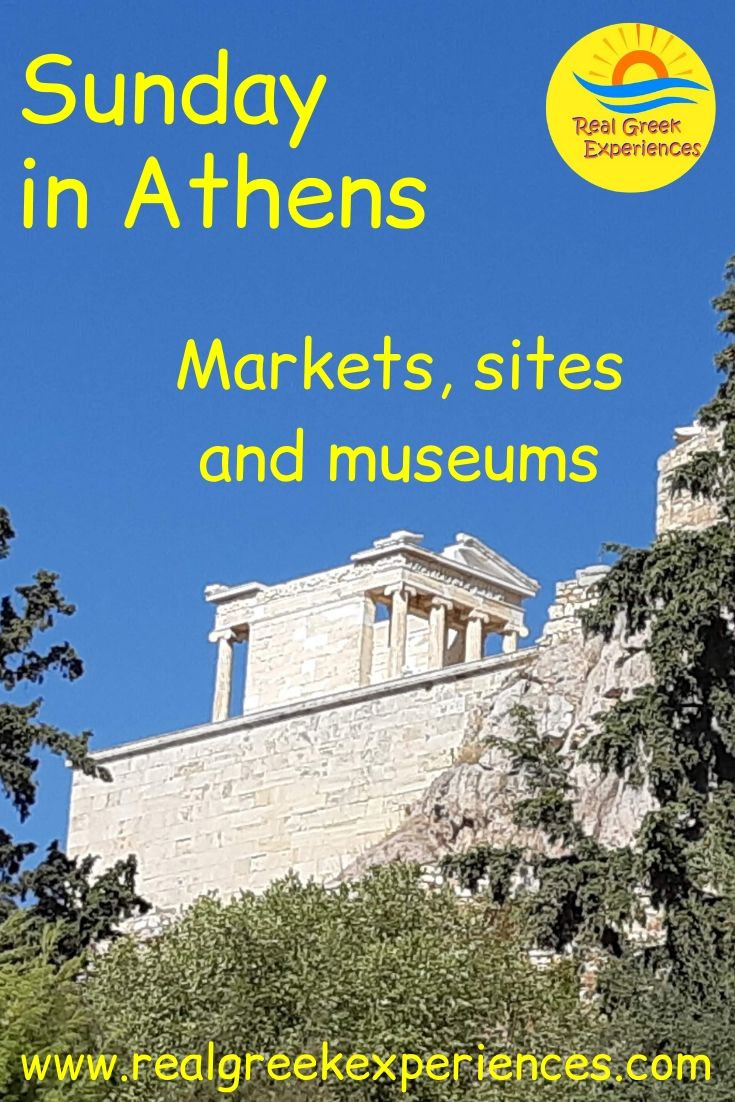 Best things to do in Athens on a Sunday