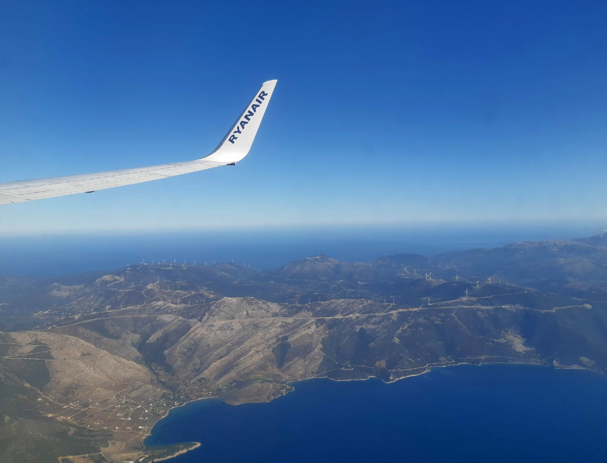 Flights to Greece resume on 15th June 2020