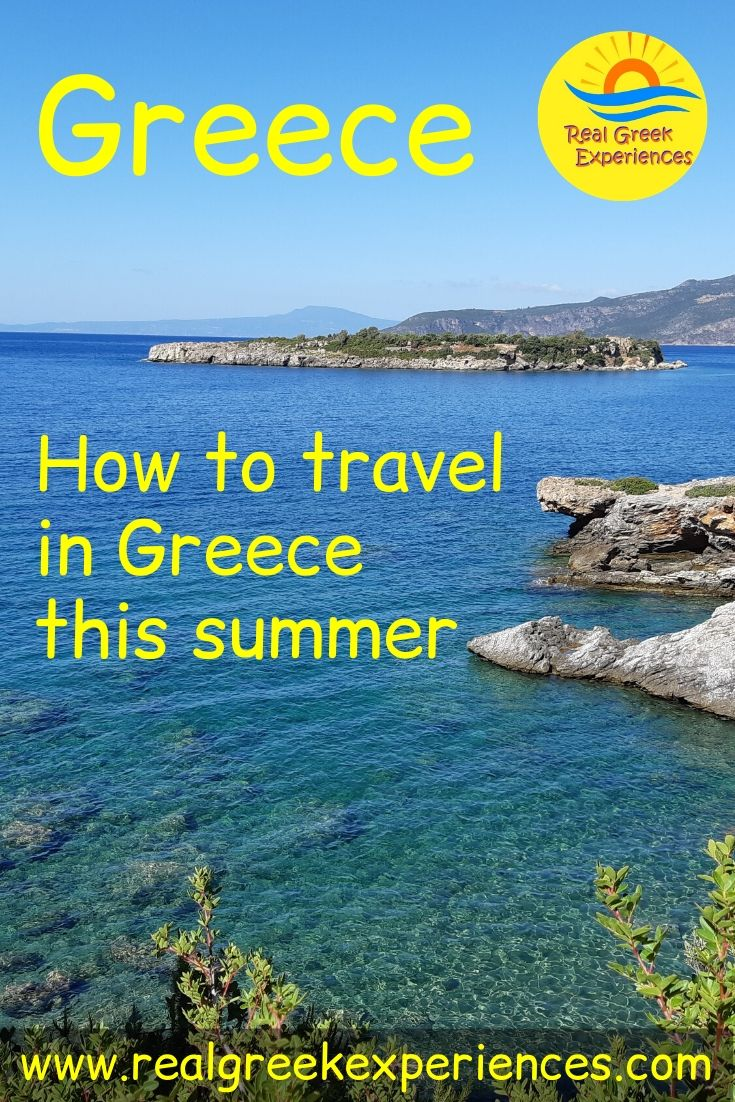 Travel to Greece this summer