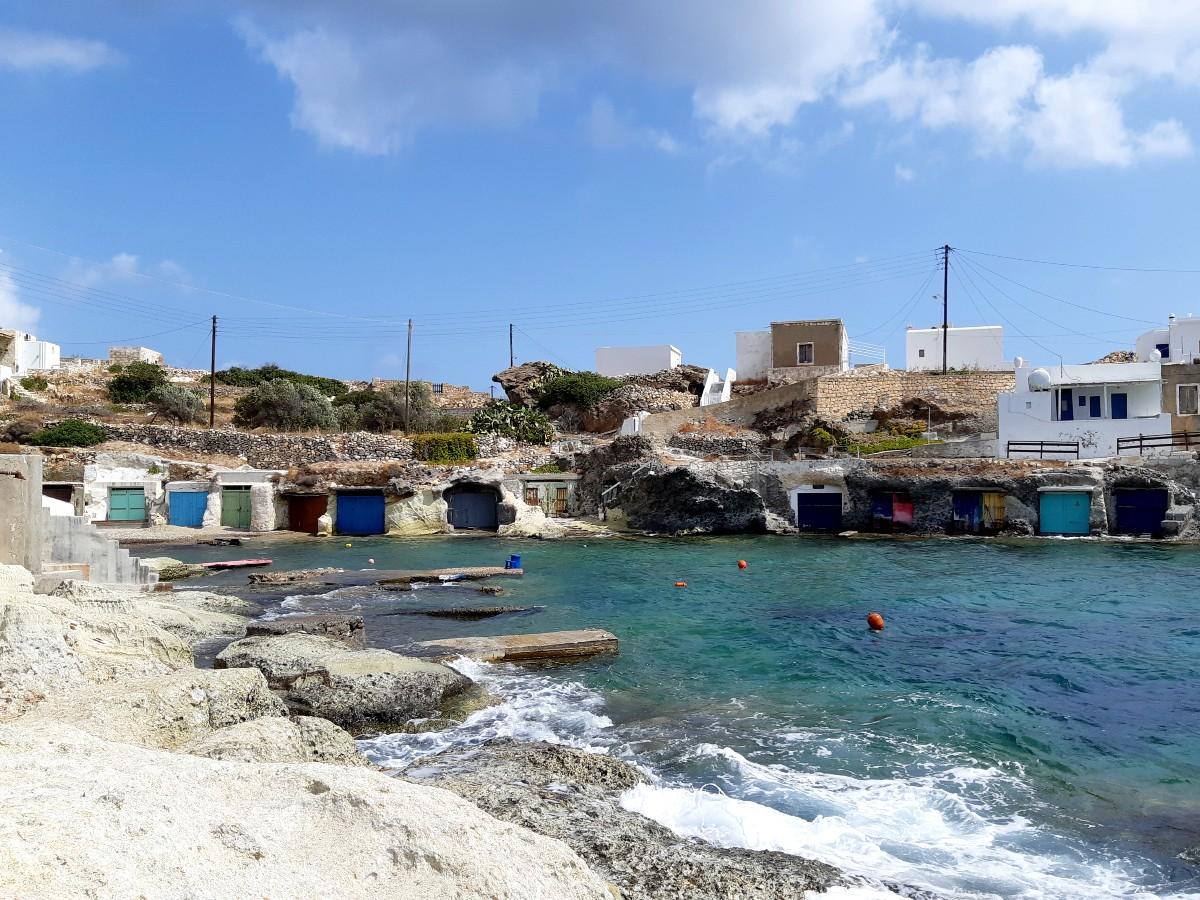 Reasons to visit Kimolos - Visit the quaint villages