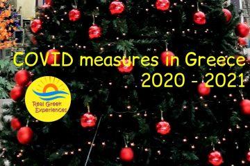 Lockdown in Greece 2020-2021