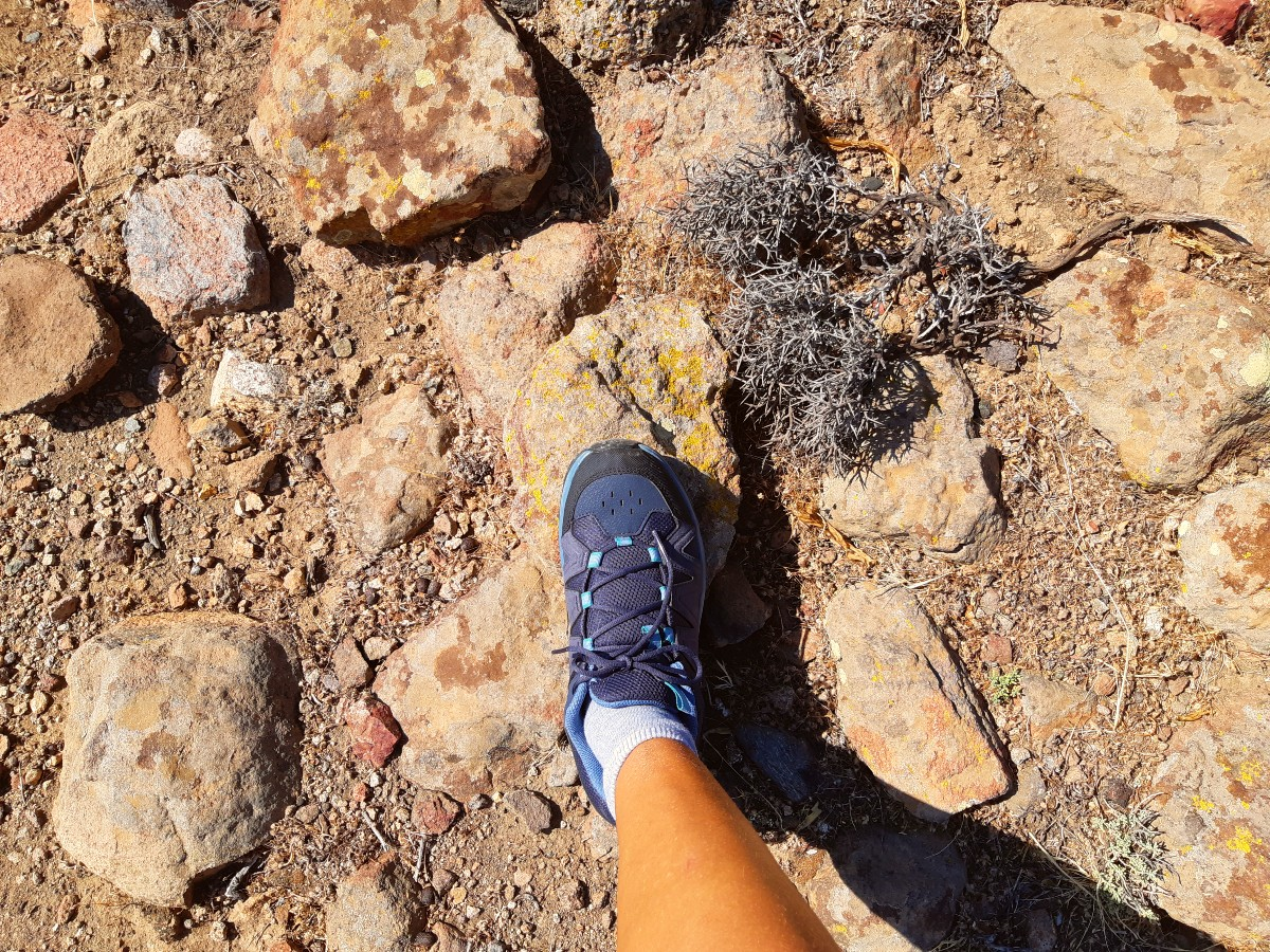 Hiking shoes for Kleftiko Milos