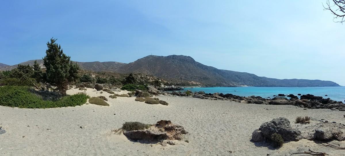 Best Iislands near Santorini for beaches - Crete
