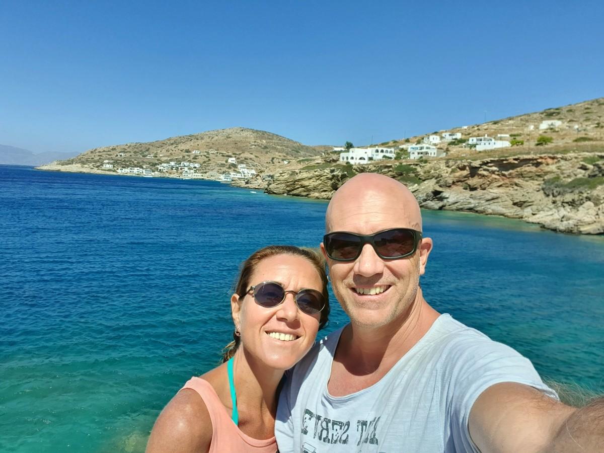 Sikinos - Islands near Santorini