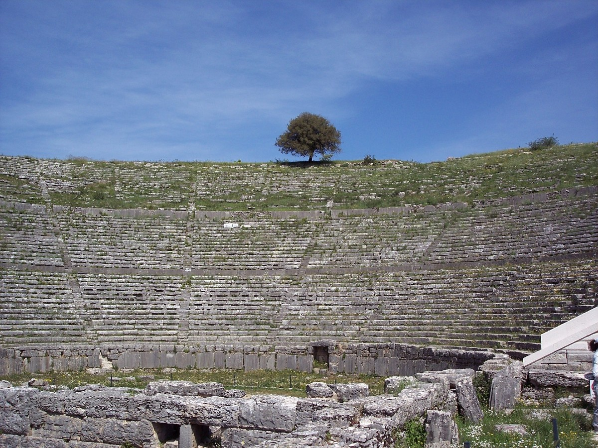 Greek theaters - Ancient Dodoni