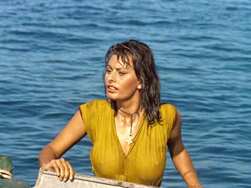Sophia Loren Movies about Greece