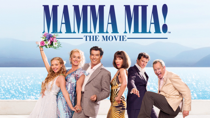 Mamma Mia poster Movies about Greece