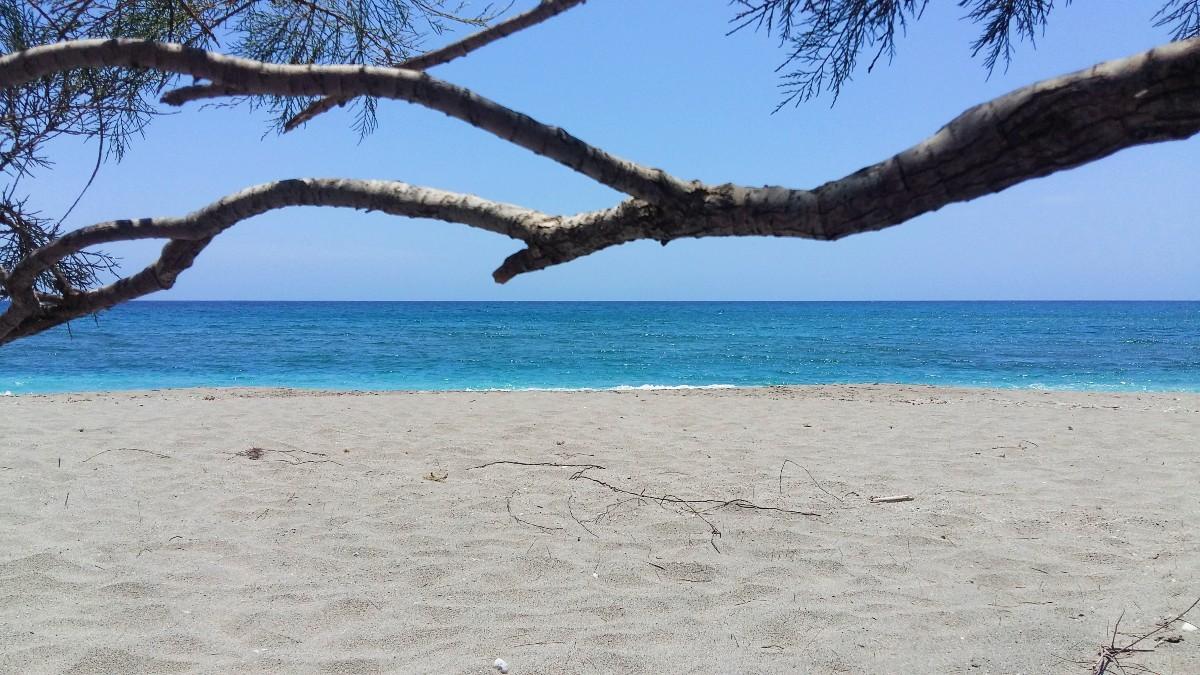 Agia Kyriaki beach Milos Greece