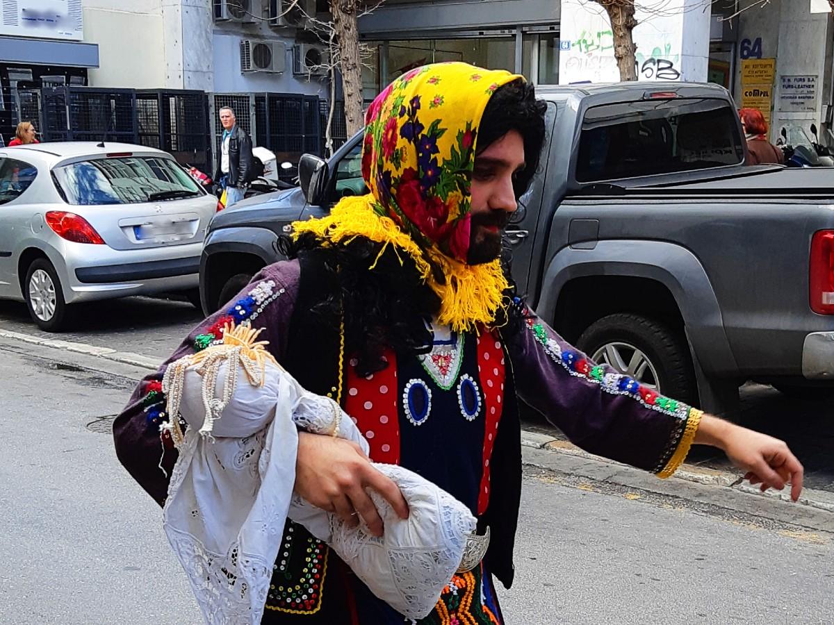 Kathara Deftera wedding customs in Greece