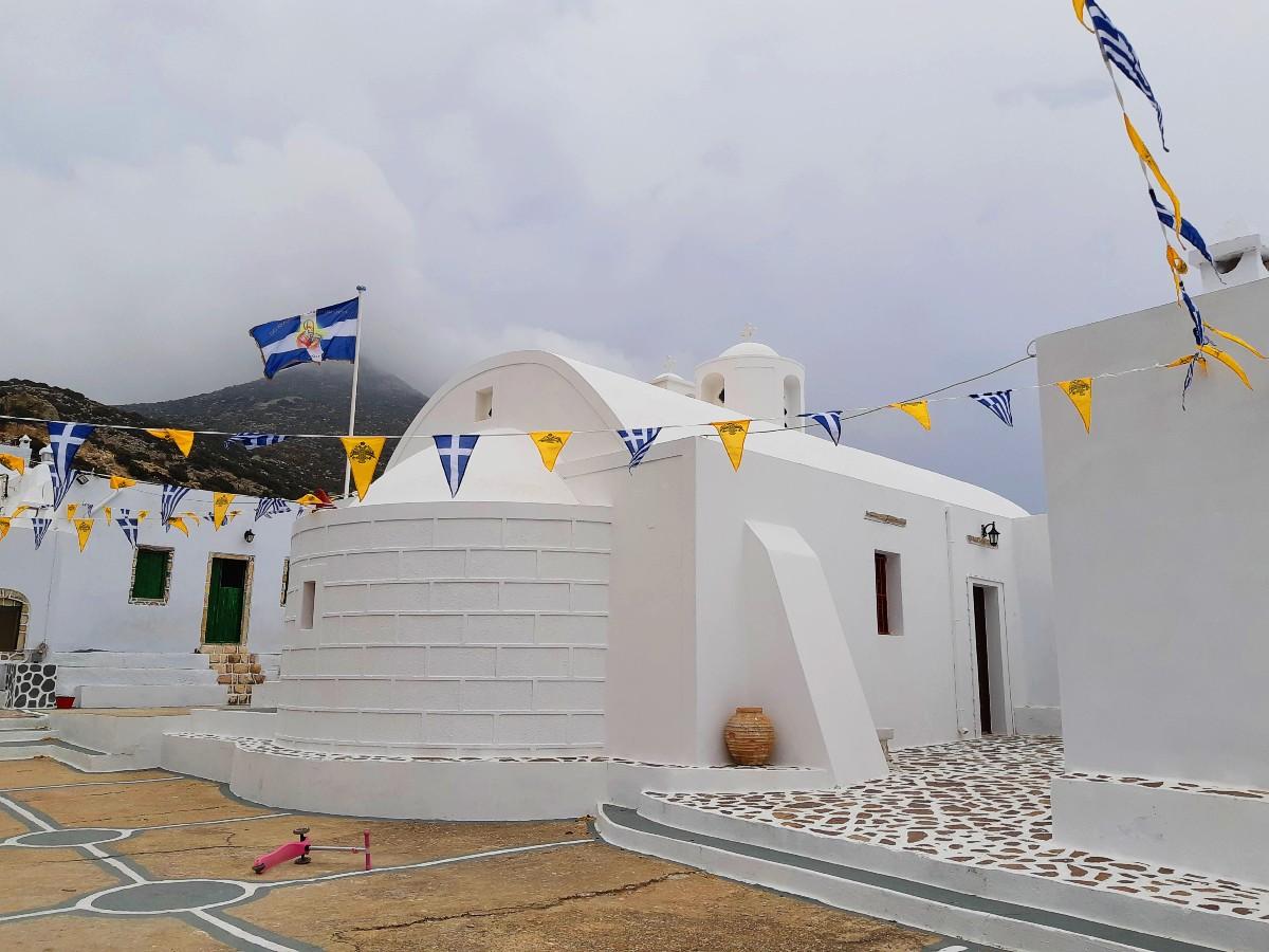 Monastery of St John Siderianos