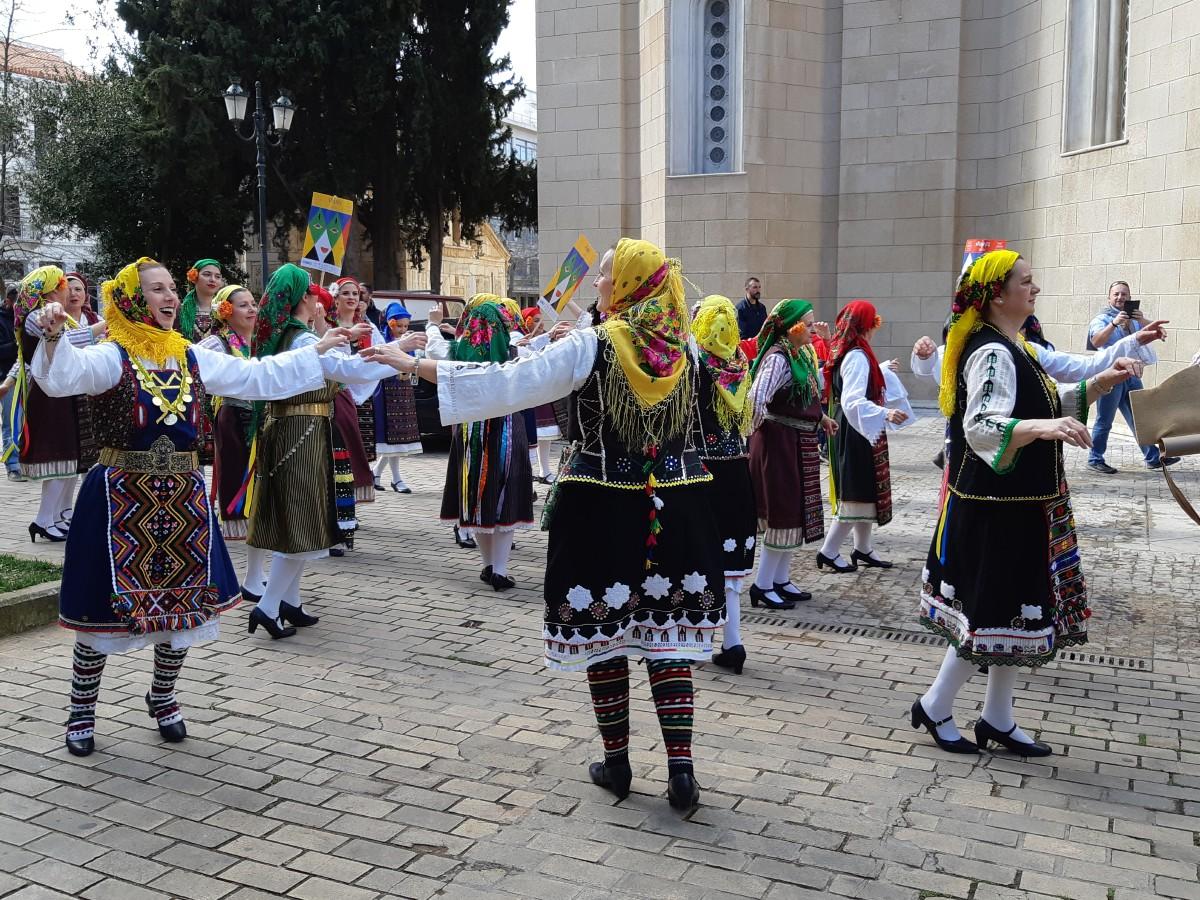 Carnival customs in Greece