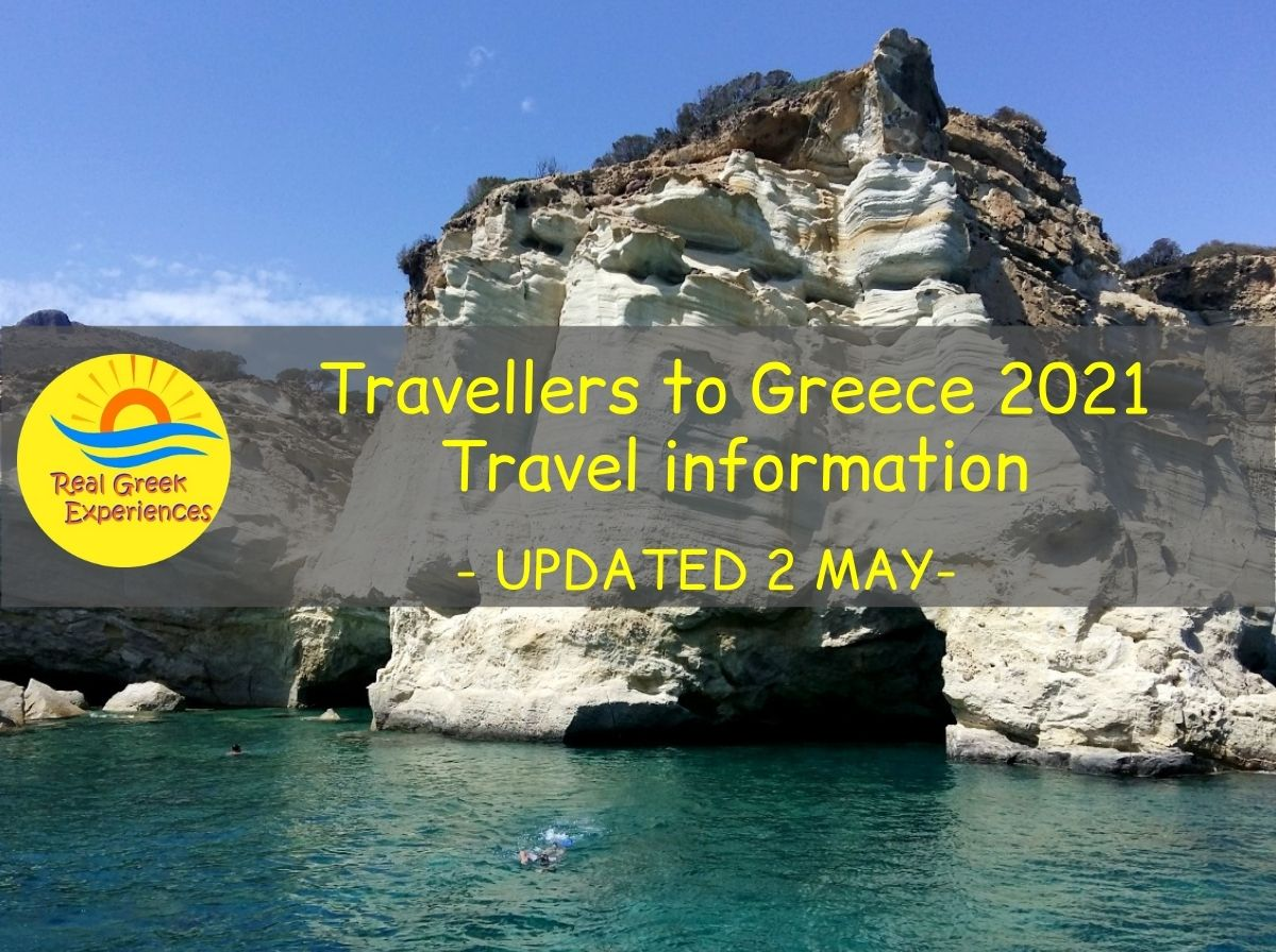 Travel to Greece May 2021