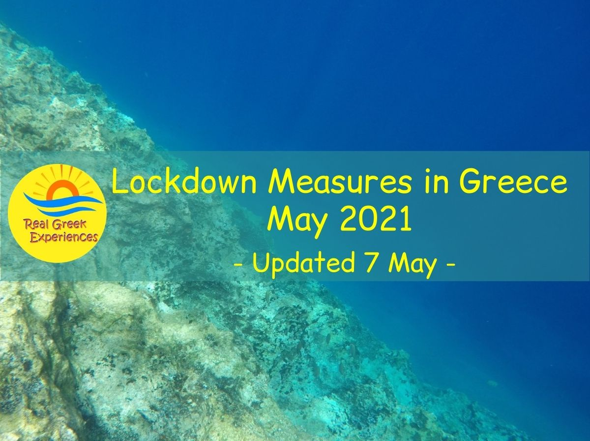 COVID measures in Greece May 2021