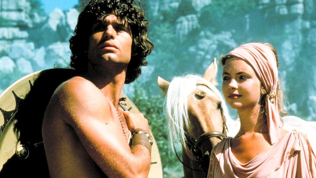 Clash of the Titans 1981 movie