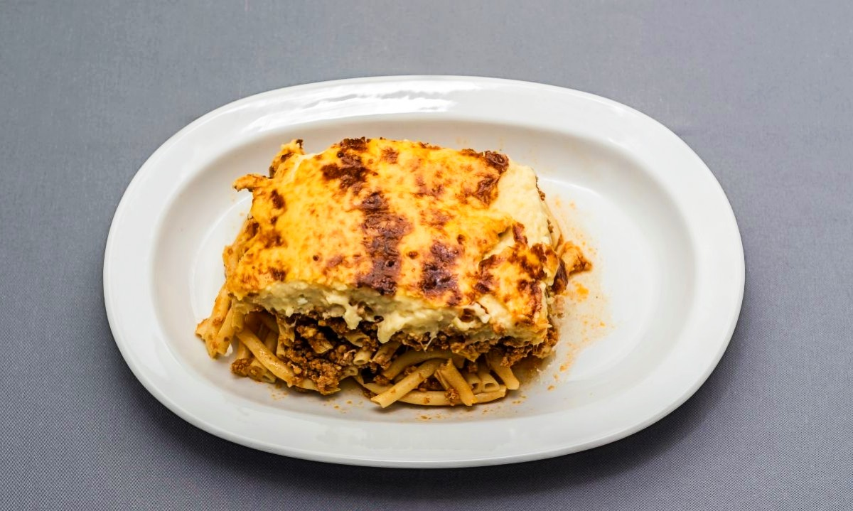 Pastitsio - Greek food