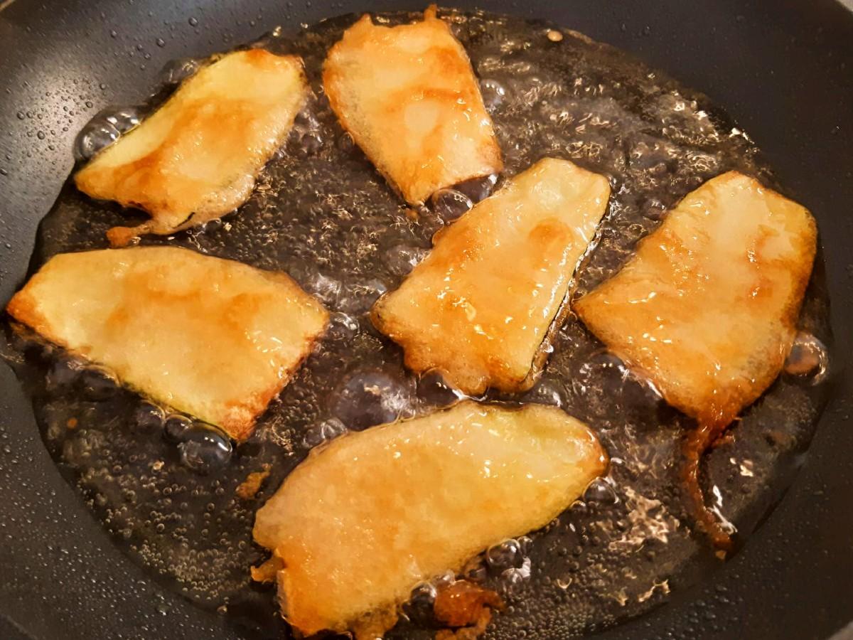 Saganaki Food of Greece