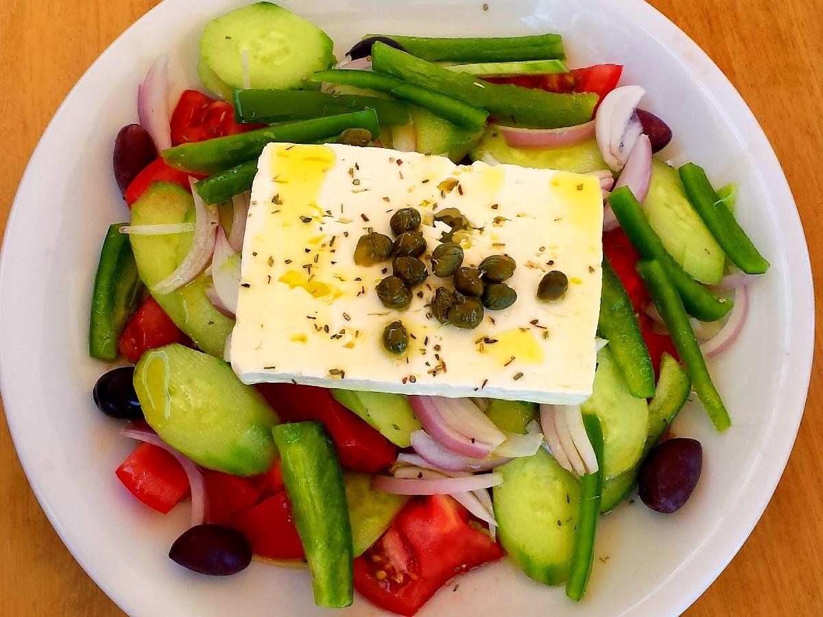 Amazing Greek salad
