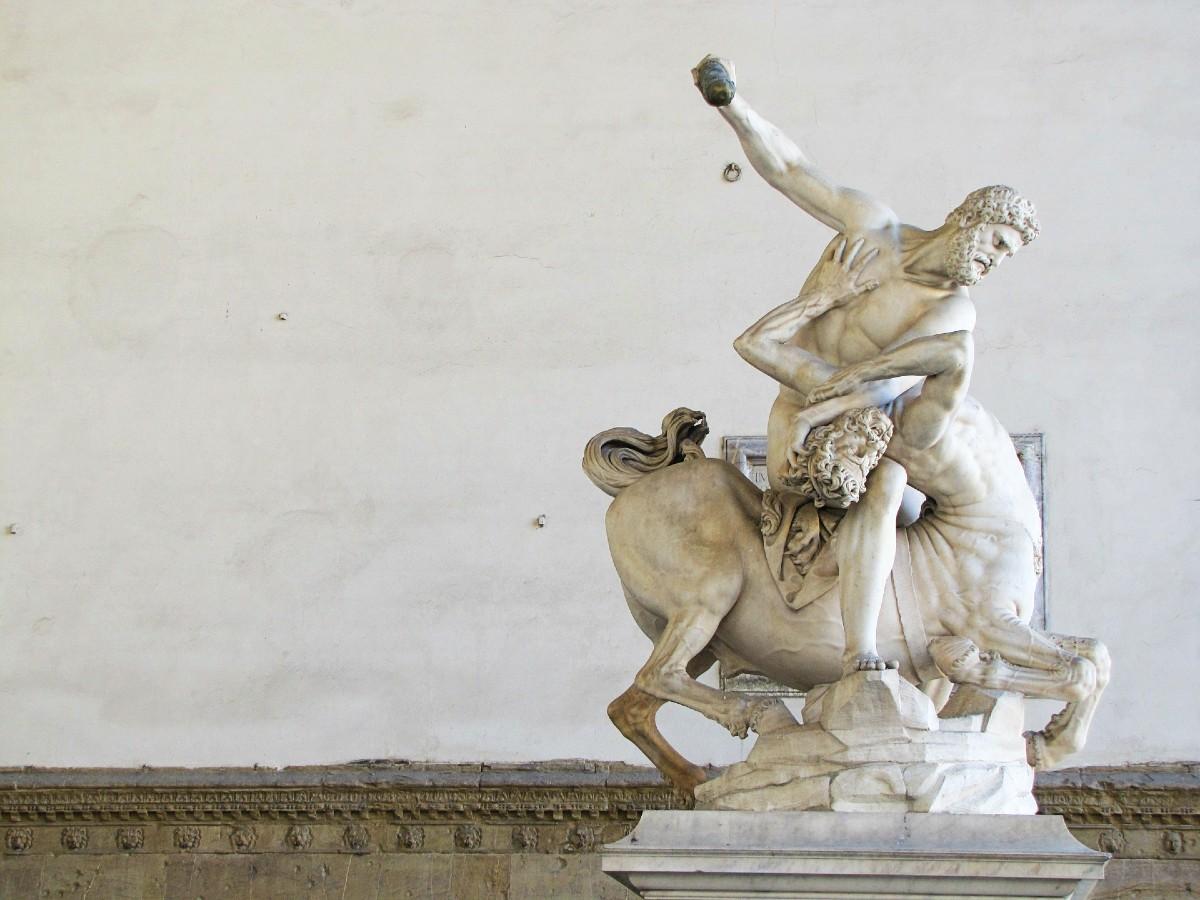 Hercules in Greek mythology