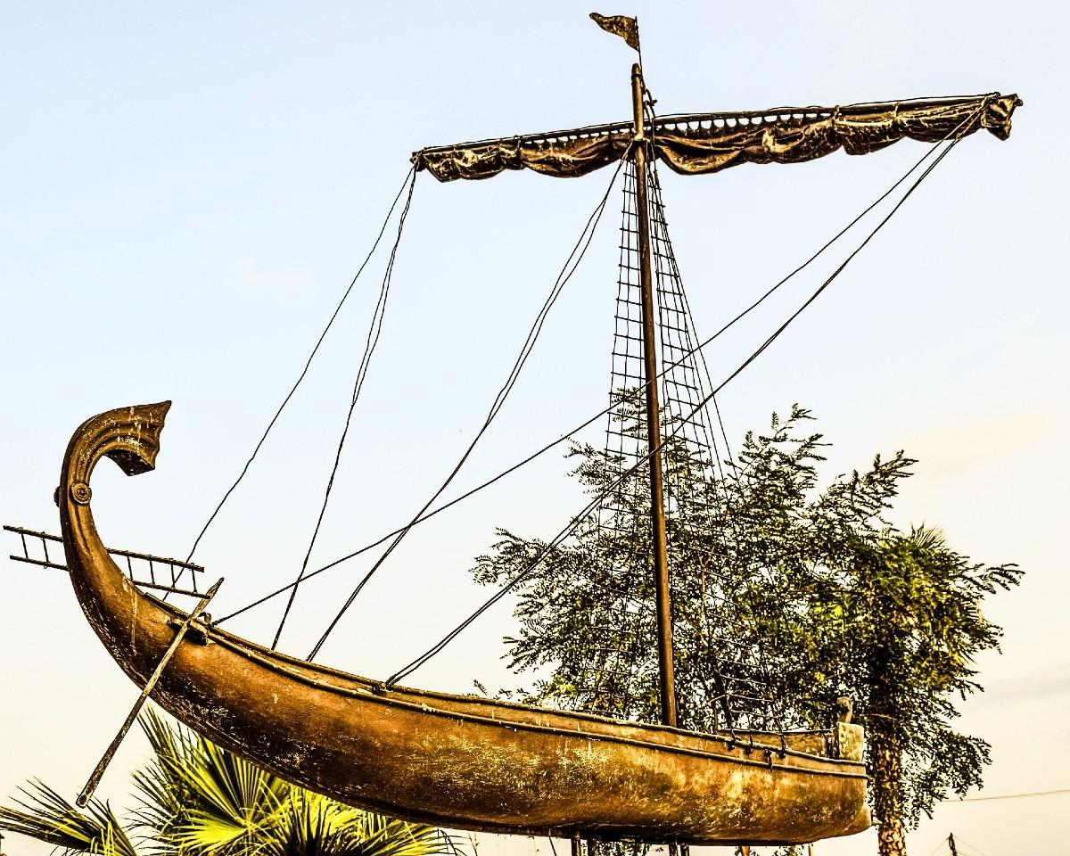 A cast of Argo, Jason's ship