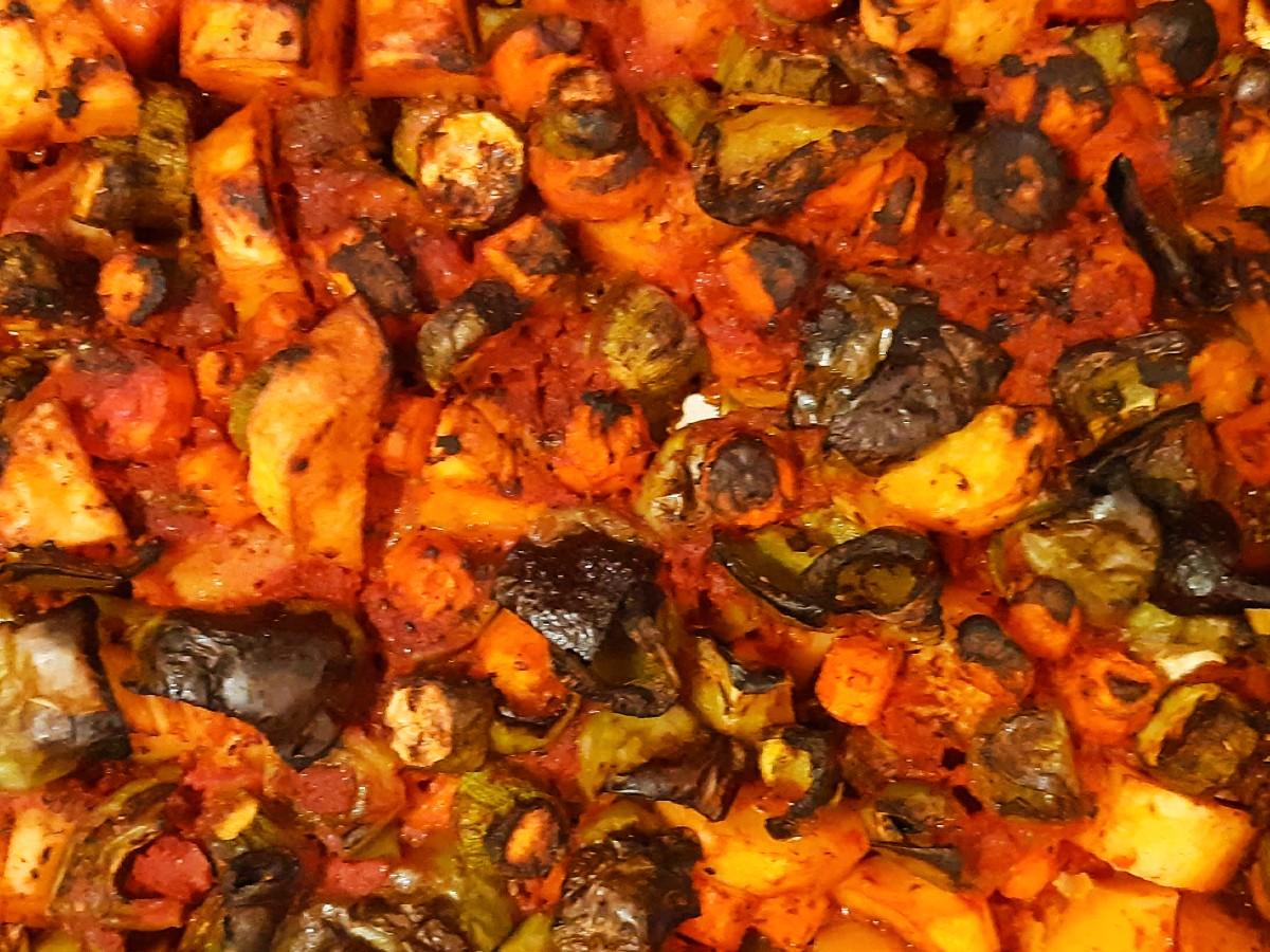 Food of Greece - Vegetables Briam