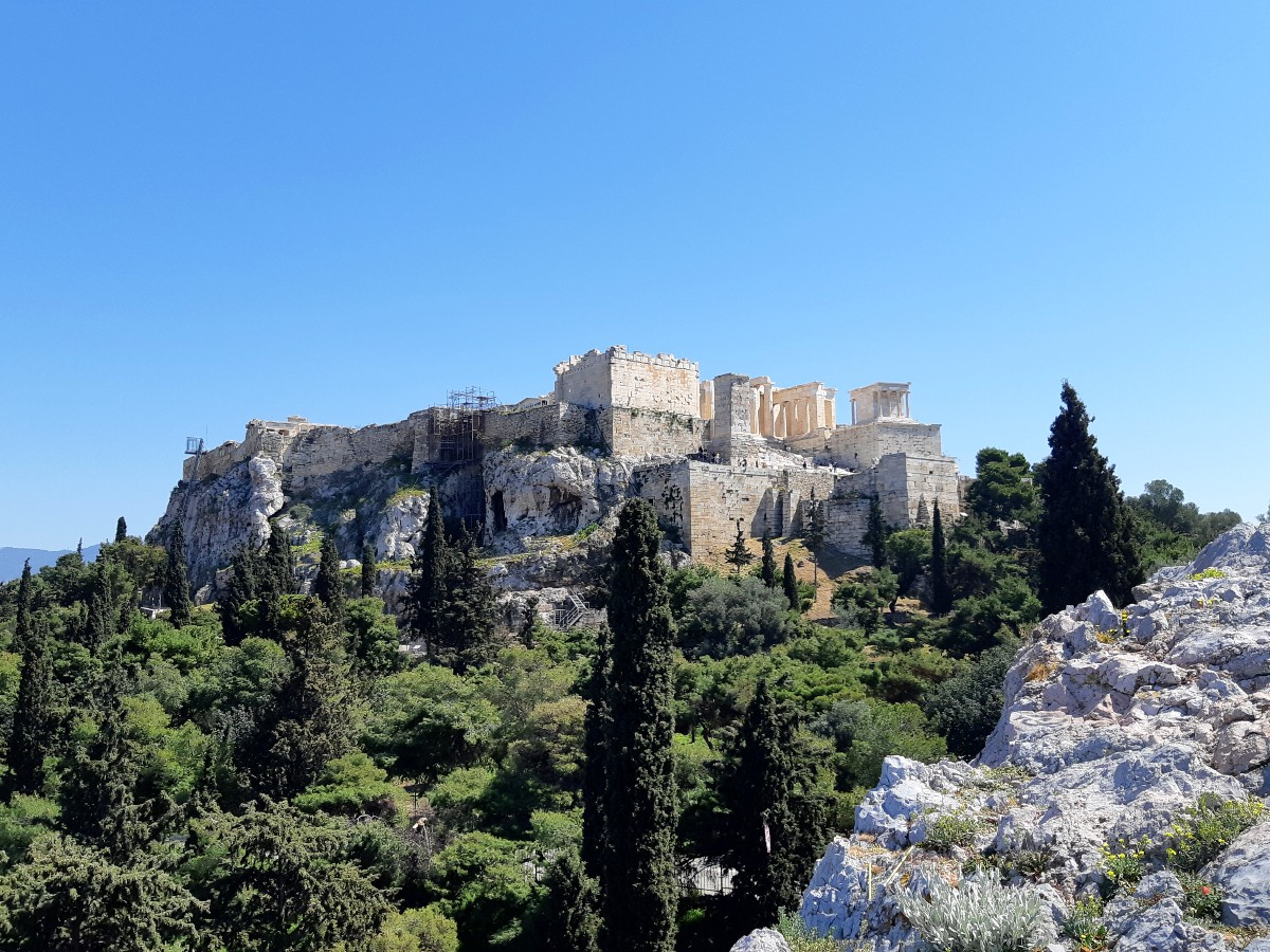 Perfect Athens itinerary for 2 days - The Acropolis