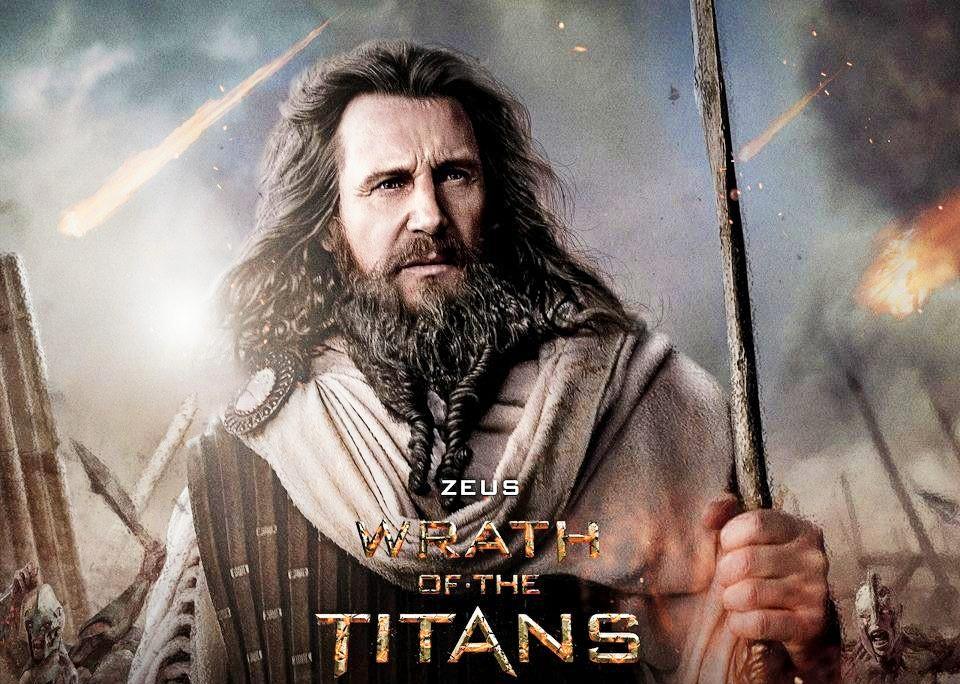 Zeus Greek mythology movie