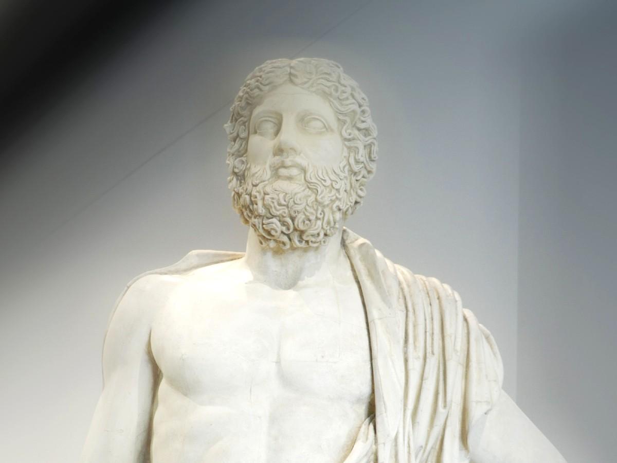 Zeus the Olympian