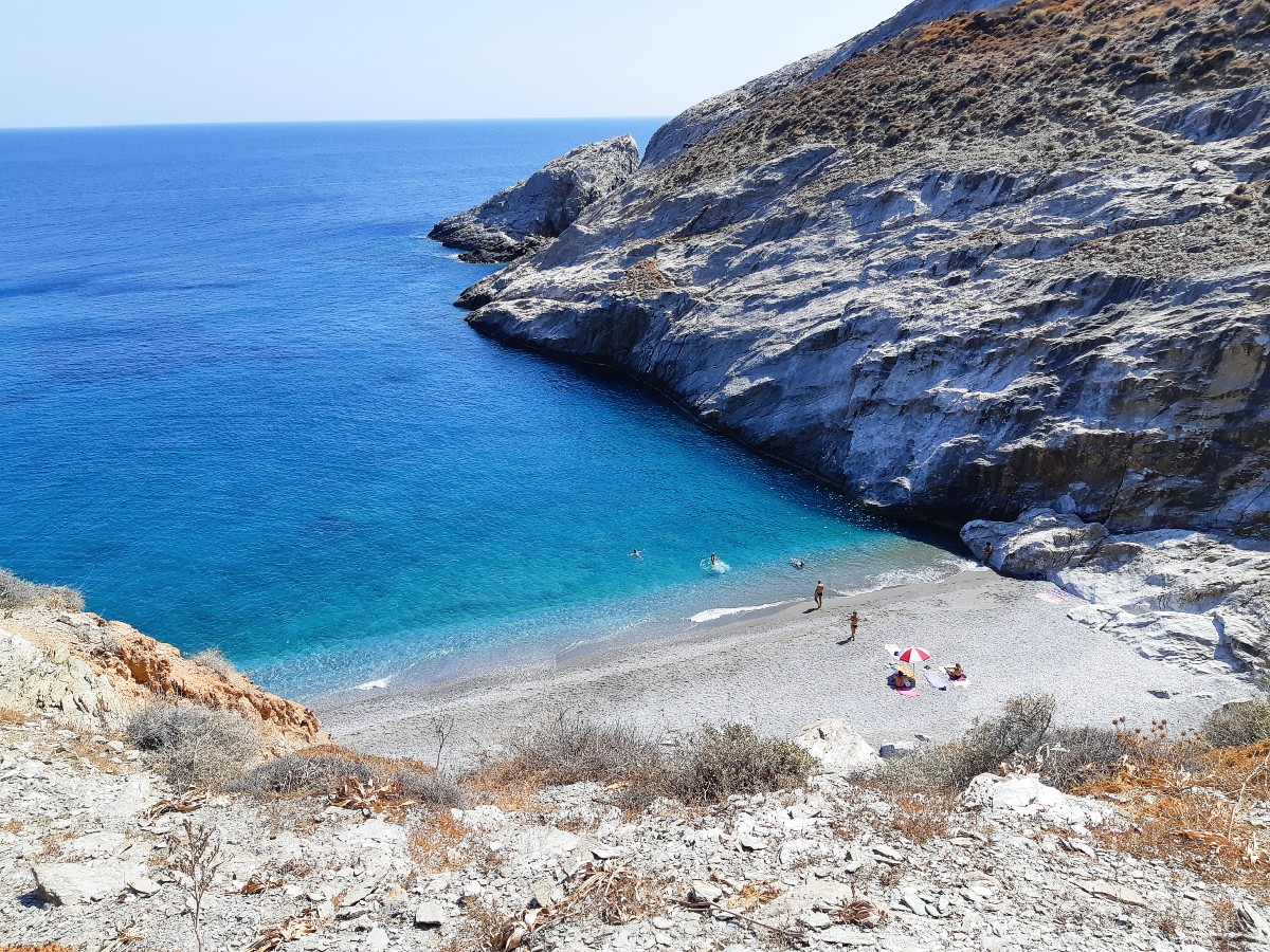 You can include Folegandros in your Greek island hopping itinerary