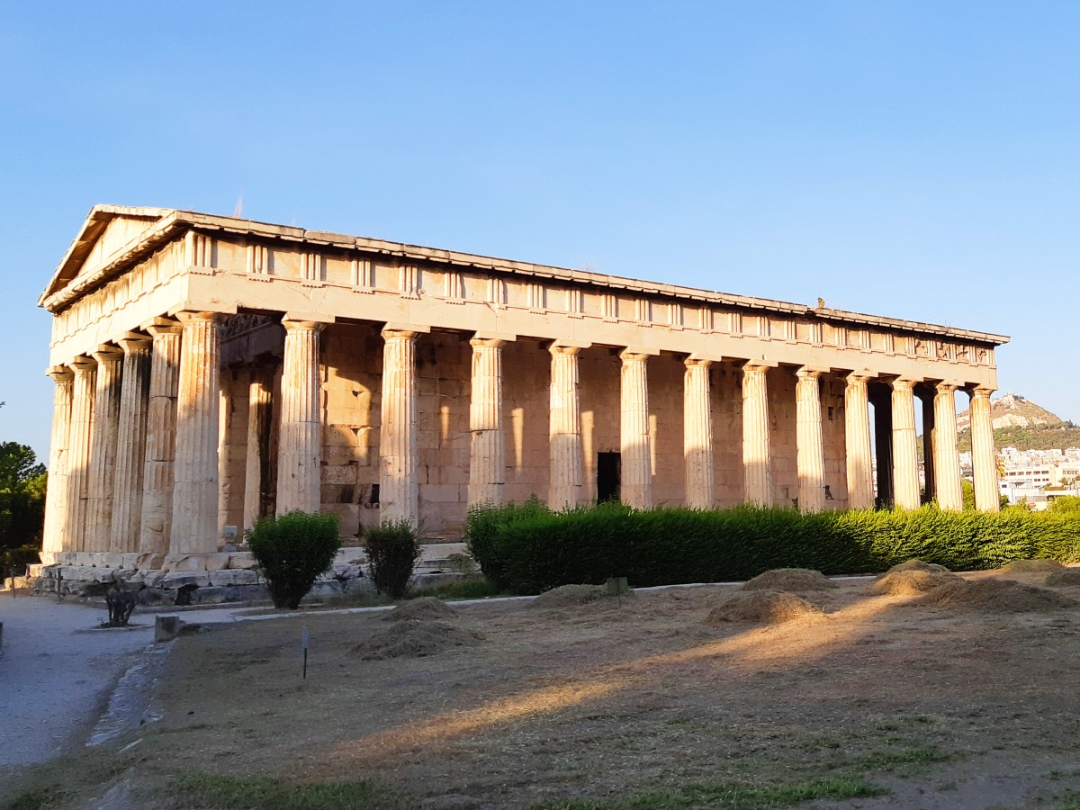Visit the Athens Ancient Agora